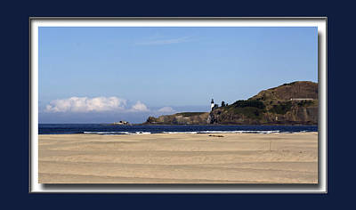 Photograph - A View From Agate Beach by Chris Anderson