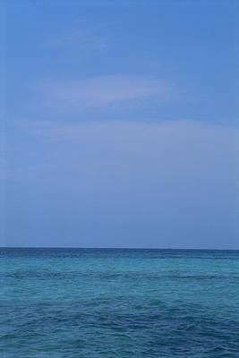 Menorca Photograph - A View Of The Mediterranean Sea by Taylor S. Kennedy