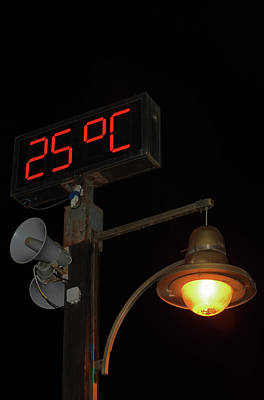 Photograph - A Warm Night by Michael Goyberg