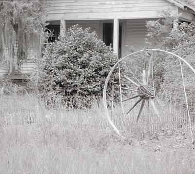 Photograph - A Yard Past Time by Emery Graham