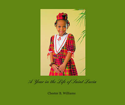Photograph - A Year In The Life Of St Lucia by Chester Williams