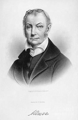 Aaron Burr (1756-1836) Art Print