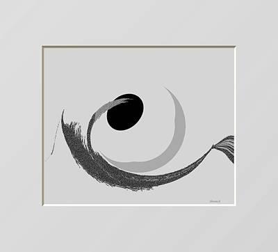 Ab-bb-b Art Print by Ines Garay-Colomba