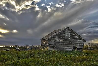 Photograph - Abandon by Edward Kovalsky