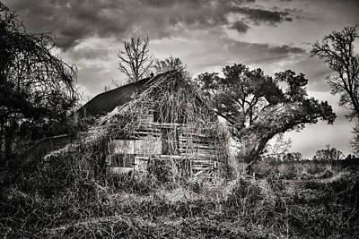 Abandoned Barn 2 Art Print