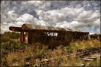 Photograph - Abandoned by Dale Kincaid