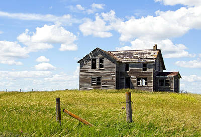 Photograph - Abandoned by Don Durfee