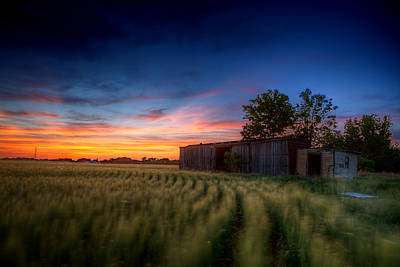 Boxcar Photograph - Abandoned View by Thomas Zimmerman