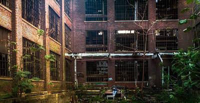 Abandonment Original by Robert Mirabelle