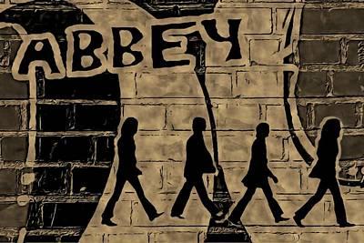 Abbey Art Print