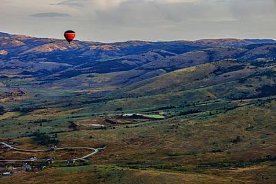 Photograph - Above by Rick Berk