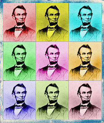 Politicians Royalty-Free and Rights-Managed Images - Abraham Lincoln by Andrew Fare