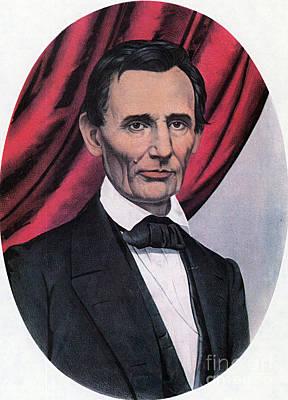 Abraham Lincoln, Republican Candidate Art Print
