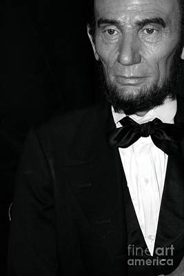 Abraham Lincoln Art Print by Sophie Vigneault