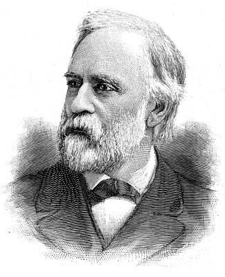 Abram Stevens Hewitt Print by Granger