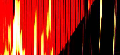 Photograph - Abstract 003 Tnm by Peri Craig