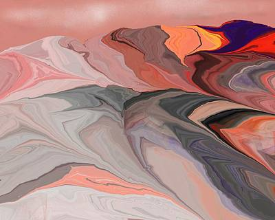 Abstract 012812abc Art Print