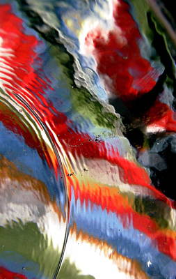 Abstract 1417 Art Print by Stephanie Moore