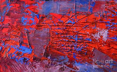 Boldness Painting - Abstract 423 by Ana Maria Edulescu