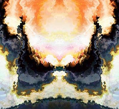 Digital Art - Abstract 73 by Connie Dye