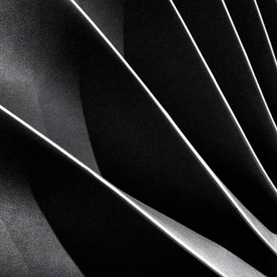 Abstract Photograph - #abstract #bw #bnw by Ritchie Garrod