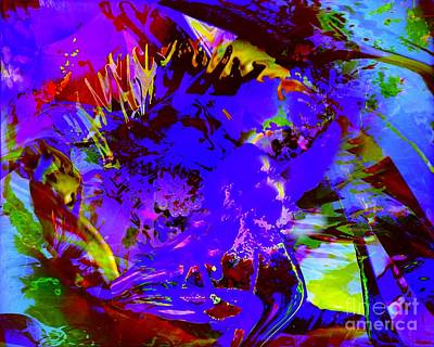 Digital Art - Abstract Dreams by Doris Wood