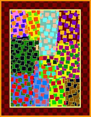 Digital Art - Abstract Fusion 43 by Will Borden