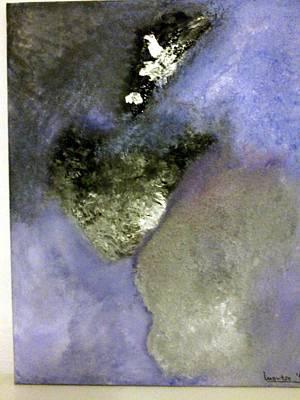 Abstract Art Print by Montserrat Lopez Ortiz