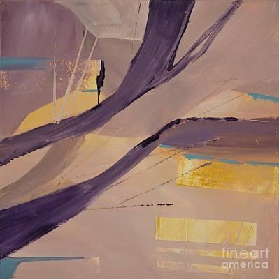Abstract Orchard Art Print