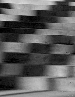 Janet Smith Photograph - Abstract Shadows by Janet Smith