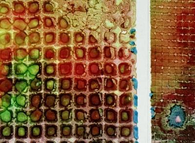 Abstract Three Art Print