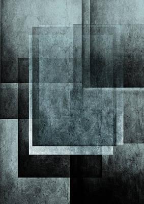 Abstraction 1 Art Print by Maciej Kamuda