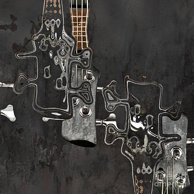 Digital Art - Abstrait En Do Majeur A2 by Aimelle