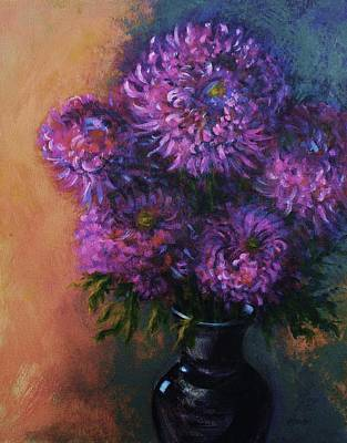 Painting - Abundance by Peggy Wrobleski