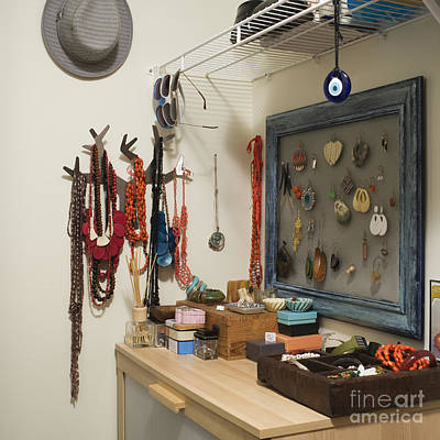 Accessories Storage Art Print