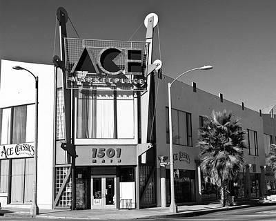 Photograph - Ace Classics by Joe  Palermo