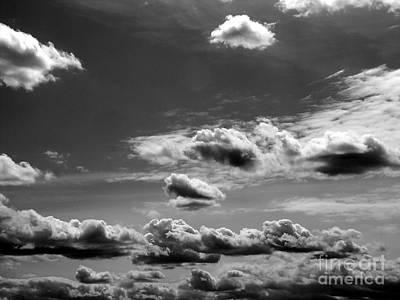 Across Sky Art Print by Yury Bashkin