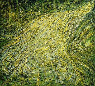 Painting - Adagio by Hermann Lederle