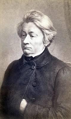 Adam Mickiewicz 1798-1855 Great Polish Print by Everett
