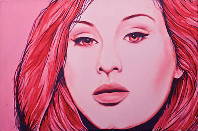 Adele Original by Derek Donnelly