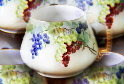 Kaleidescope Photograph - Adeline's Pitcher by Marilyn Hunt
