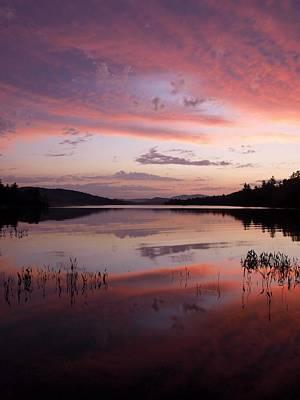 Photograph - Adirondack Reflections 1 by Joshua House