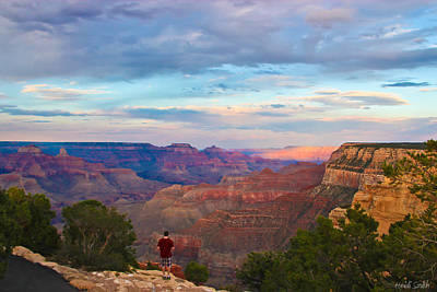 Photograph - Admiring The View by Heidi Smith