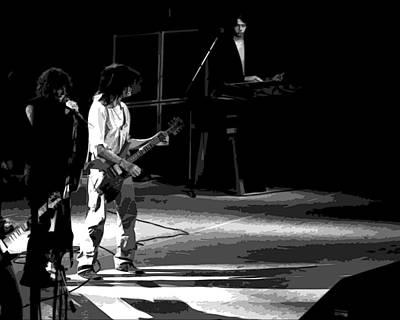Photograph - Aerosmith In Spokane 13a by Ben Upham