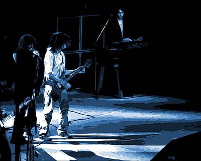 Photograph - Aerosmith In Spokane 13b by Ben Upham