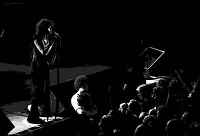 Photograph - Aerosmith In Spokane 14b by Ben Upham
