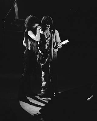 Photograph - Aerosmith In Spokane 2 by Ben Upham