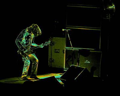 Photograph - Aerosmith In Spokane 23d by Ben Upham