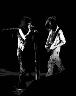 Photograph - Aerosmith In Spokane 29a by Ben Upham