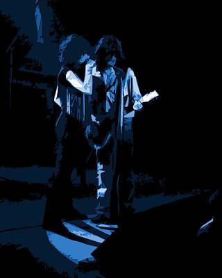 Photograph - Aerosmith In Spokane 2b by Ben Upham